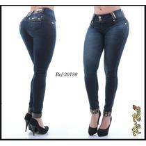 Calça Jeans Pit Bull Original Levanta E Modela O Bumbum !!!