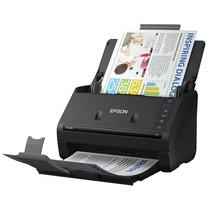 Scanner De Documentos Epson Workforce Es-400 Bivolt Preto