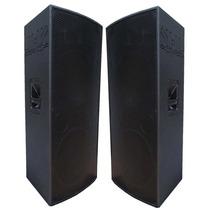 Caixa Ativa + Passiva 2x15 1000 Rms Amplificada Profissional