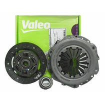 Kit Embreagem Renault Logan 10 8v 16v Valeo 100% Original