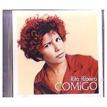 Cd Rita Ribeiro - Comigo (usado/otimo)
