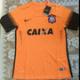 Camisa Nike Corinthians Jogador 2015/2016 - Pronta Entrega!