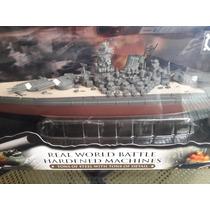 Modelo Diecast Encouraçado Japonês Yamato Forces Of Valor