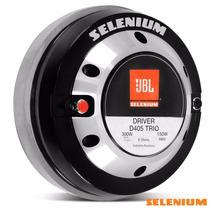 Driver Selenium Jbl D405 Trio 150w Rms 8 Ohms Fenólico