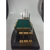 Mesa De Sinuca Miniatura