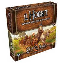 Senhor Dos Anéis - Expansão O Hobbit - Galápagos Jogos