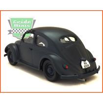 Fusca Sedan Split Window 1939 - Escala 1/43 - Caixa De Acríl