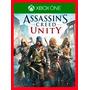 Assassins Creed Unity - Xbox One - Digital - Receba Hoje!