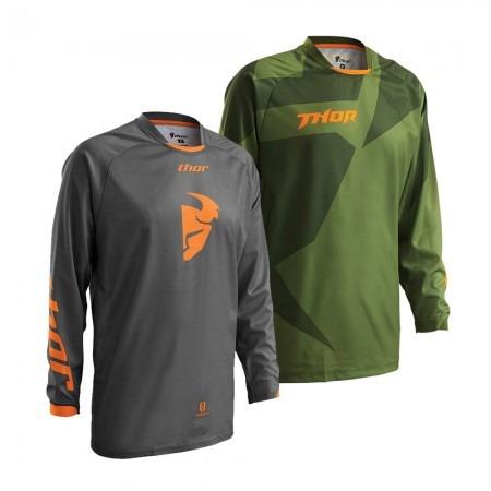 Camisa Thor Phase Offroad - Varios Tamanhos E Cores