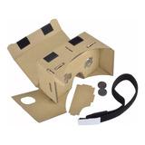 Atacado 45 Vr Google Cardboard Oculos 3d Realidade Virtual
