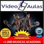 Academia Musculação Tudo Sobre Video Aulas +1000 Musicas Ab