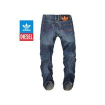 Calça Jeans Adidas Pronta Entrega