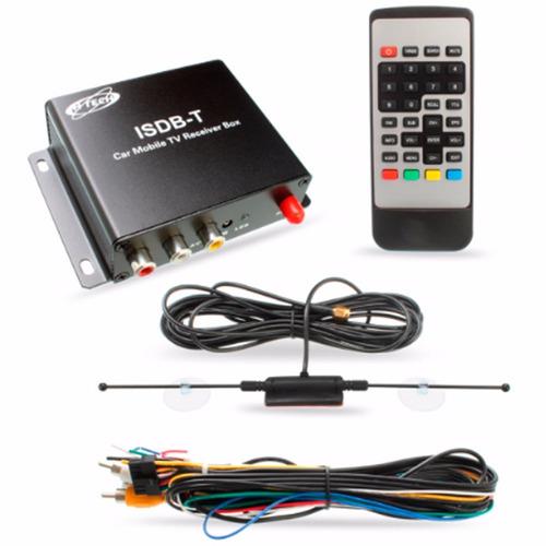 Sintonizador Receptor De Tv Digital Pioneer Htech Dvd Carro