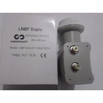 Lnbf Ku Duplo Brasilsat Universal Lnb Hd