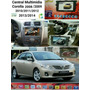 Central Multimidia Toyota Corolla 2008 / 2012