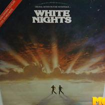 White Nights O Sol Da Meia Noite 1985 Trilha Sonora Filme Lp