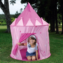 Barraca Infantil Castelo Dos Sonhos Princesa