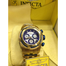 Relogio Invicta Bolt Zeus Skeleton Feminino Caixa Manual