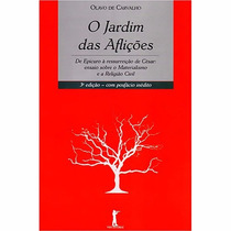 Livro O Jardim Das Aflições De Olavo De Carvalho Lacrado