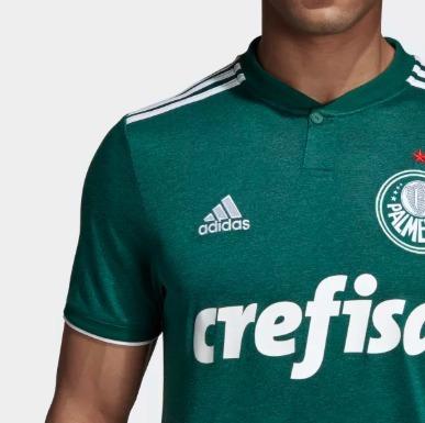 Camiseta Oficial Palmeiras 2018 19 adidas Super Promoção 1a8ae7ba73cc3
