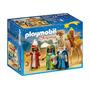5589 Playmobil Natal Três Reis Magos