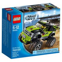 Lego City - Monster Truck 60055 - Peças