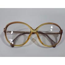Armação De Oculos Antigo Portrait Zeizz Importado Alemanha