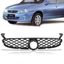 Grade Radiador Corsa 2000 Até 2003 Comeia