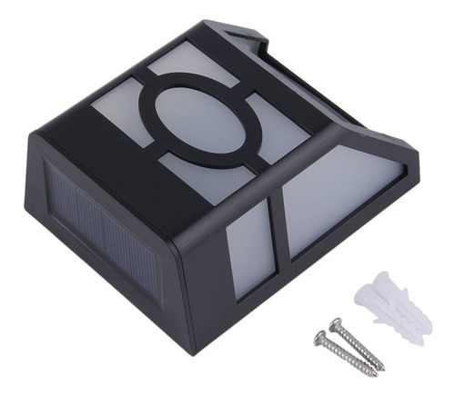Led Luz Solar Sensor Luz Lâmpada Para Escada Quintal Caminh