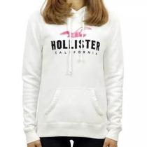 6dd21cc8d Moletom Feminino Hollister com os melhores preços do Brasil ...