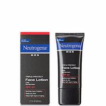 Creme Facial Para Pele Seca Spf20 Neutrogena For Men 50ml