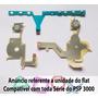 Flat Dos Botões Psp Circuito Manta Flex 1 Pc 3000 3004 3006