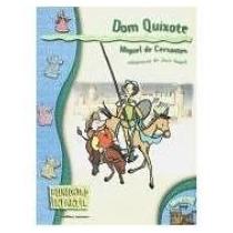 Livro Dom Quixote Miguel De Cervantes Editora Scipione Ediçã
