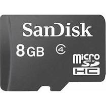 Cartão Memória Sandisk Micro Sd 8gb Sdhc Original Celular