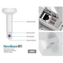 Ponteira Ubiquiti Nanobeam M5 Nbe-m5-300 22dbi P/ Reposição