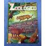 Album De Figurinhas Zoologico Aquarela - Completo