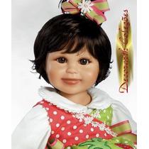 Olive Boneca Bebê Parece Real Tipo Reborn E Adora Dolls C/ 4