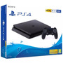 Playstation Ps4 2115a 500gb 1 Controles Novo Oferta