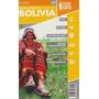 Mapa Rodoviário Da Bolivia Dobrável