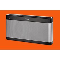 Bose Soundlink 3 Bluetooth Ill Caixa De Som Sem Fio