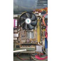 Placa Mãe Positivo P5gc-mx C/ Processador - Funcionando (149