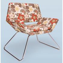 Cadeira Sala Poltrona Decoração Design - Exclusividade