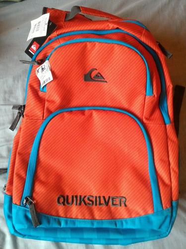 bca665db5c107 Mochila Quiksilver Original, Retirar Em Mãos !