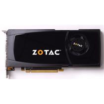 Placa De Video Zotac Geforce Gtx 470 1280mb Gddr5 Pcie