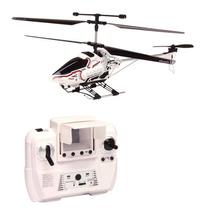 Helicoptero Com Camera E Tela No Controle Remoto Spy Eye Dtc