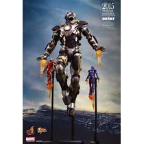 Iron Man 3 Tank (mark Xxiv) Hot Toys Exclusivo Comic Con
