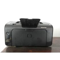 Impressora Hp Laserjet P1102w Usada Funcionando
