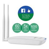 Roteador Intelbras Wifi Hot Spot 300 Check In Facebook