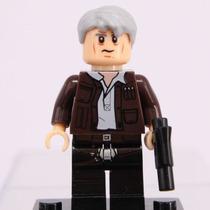 Lego Compat Star Wars Han Solo - Complete Sua Coleção