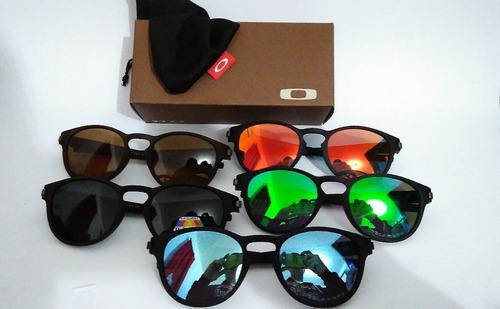 3f74a721edce4 Óculos Masculino Latch Redondo Polarizado Varias Cores - R  50 en ...